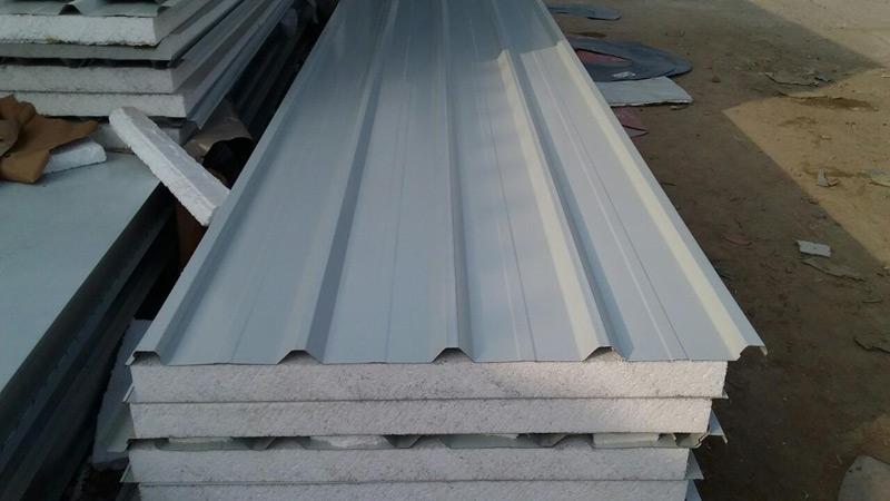彩钢瓦复合板黑白料(黑白胶)